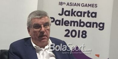 Presiden IOC Tegaskan Olimpiade Tokyo 2020 Tetap Digelar Tepat Waktu