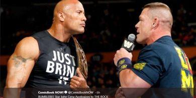 Menjelang WrestleMania 36, John Cena Kembali Usai 8 Bulan Absen dari WWE