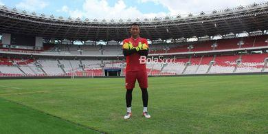 Kiper PSMS Medan Absen Latihan Karena Main di Klub Lain,  Sang Pelatih Angkat Bicara