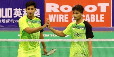 Hasil Hong Kong Open 2019 - Setelah Daddies dan Fajri, Ricky/Angga Jadi Korban Wakil Malaysia Ini