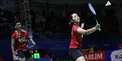 Hasil Indonesia Open 2019 - 2 Wakil Terakhir Tuan Rumah Telan Kekalahan