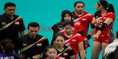 Tak Ada Negara Lain Ajukan Banding, Medali Aprilia Manganang di SEA Games Saat Jadi Pevoli Putri Tetap Sah