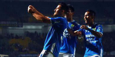 Eks Persib Bandung akan Hadapi Mantan Klub yang Telah Disumbang 12 Gol