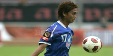 Gabung Tim Underdog, Eks Persib Ingin Juarai Liga Singapura Kali Pertama