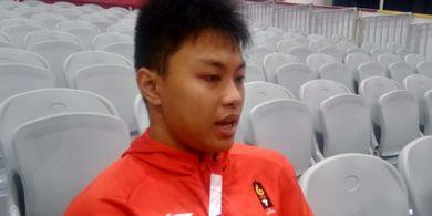 Olimpiade Tokyo 2020 - Target untuk Lifter Rahmat Erwin dalam Debutnya