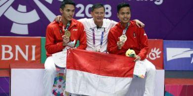 Indonesia Open 2019 - Hendry Sebut Ada Harapan Besar di Tunggal Putra