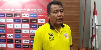 Incar Tiga Poin, Semen Padang Siap Bombardir Badak Lampung FC