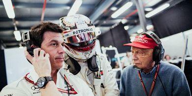 Toto Wolff: Peluang untuk Jadi Juara F1 Musim ini Sama Ratanya