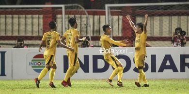 Gelandang Bhayangkara FC Ingin Harumkan Kota Solo di Sepak Bola Indonesia