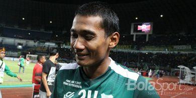 Belum Mau Gantung Sepatu, Legimin Raharjo Ingin Selesaikan Tugas Bersama PSMS Medan