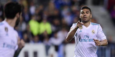 Real Madrid Perpanjang Kontrak Casemiro Sudah Sejak Lama