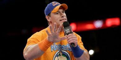 John Cena Komentari Masa Depannya di WWE