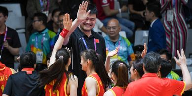 Yao Ming Gugup Campur Antusias Tunggu Liga China Dimulai Lagi