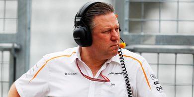 F1 Belum Mulai Akibat COVID-19, Bos McLaren Khawatir  Ada Tim Bangkrut