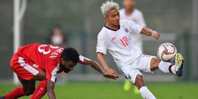 Langkah Strategis Timnas Thailand Pascagagal di Piala Asia 2020