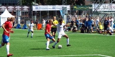 Cetak 38 Gol, Indonesia Melaju ke Semifinal Piala Gothia di Swedia