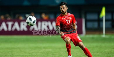Borneo FC atau Persib Bandung, Stefano Lilipaly Mau Pilih yang Mana?