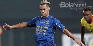 Mantan Top Scorer Persib Bandung Dikabarkan Jadi Bidikan Sriwijaya FC