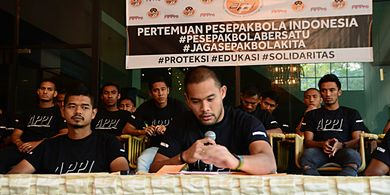 APPI Minta PSSI Ubah Putusan Pembayaran Gaji Klub ke Pemain 25 Persen