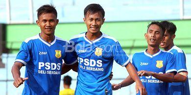 Asprov PSSI Sumut Berharap Tiga Tim yang Mewakili Sumatera Utara Lolos ke Liga 2