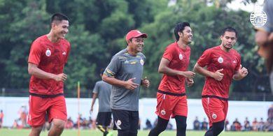 Pelatih Sebut Persija Jakarta Miliki Lima Penjaga Gawang yang Kualitasnya Hampir Merata