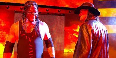 Sampai Ring Jebol! Ini Kumpulan 10 Choke Slam Paling Brutal di WWE