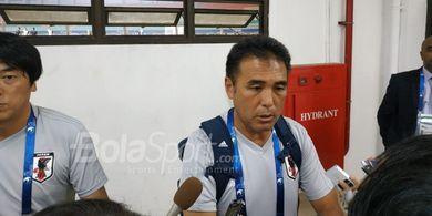 Pelatih Timnas U-19 Jepang Berkomentar tentang Suporter Indonesia, Apa Katanya?
