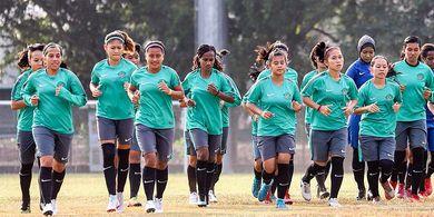 Timnas Sepak Bola Putri Indonesia Harus Terusir dari Wisma Atlet
