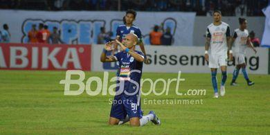 Striker PSIS Ungkap Momen Terbaik, Salah Satunya Gol Terbang ke Gawang Persib