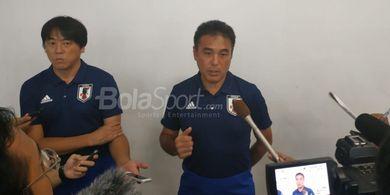 Pelatih Timnas U-19 Jepang Yakin Indonesia Bakal Jadi Ancaman di Sepak Bola Asia