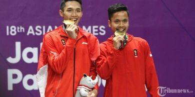 Emas Asian Games Jawaban Hendry Saputra atas Kritikan Taufik Hidayat