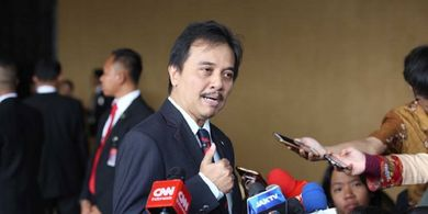 Roy Suryo Dukung Penyelanggaran Piala Menpora 2021, Tapi....