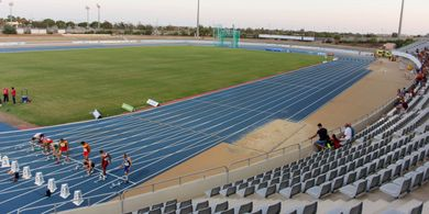 89 ATlet Diturunkan China pada Kejuaraan Atletik Asia 2019 di Qatar