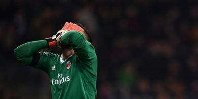 On This Day - Blunder Donnarumma Bikin AC Milan Kalah Hingga Penampilan Apik Kiper Sampdoria Kelahiran Indonesia