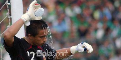Eks Kiper Timnas Indonesia Siap Bantu Sriwijaya FC Kembali ke Liga 1
