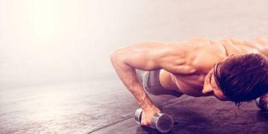 Ternyata Sering Push-up Bisa Menurunkan Risiko Penyakit Jantung