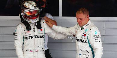 Valtteri Bottas Dapat Dukungan Penuh Mercedes untuk Jawab Kritikan