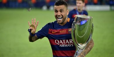 Prihatin dengan Kondisi Barcelona, Dani Alves Tawarkan Comeback dengan Gaji Murah