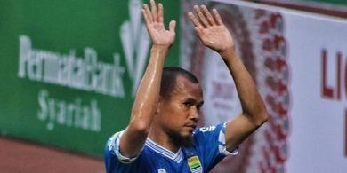 Supardi Harapkan Kehadiran Bobotoh Saat Persib Hadapi Borneo FC