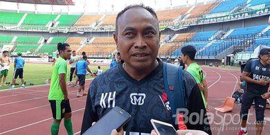 Kas Hartadi Selangkah Lagi Jadi Pelatih Sriwijaya FC pada Musim 2019