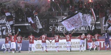 PSS Sleman Vs Bali United, Semeton Dewata Dapat Jatah 1000 Tiket