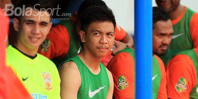 Persija Dihuni Pemain Bintang, Gelandang Borneo FC Ini Tak Gentar