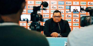 Jadi Korban Hoaks Soal Liga 1, Bos Borneo FC Berikan Klarifikasi