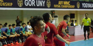 Pelatih Kamboja Sebut Dua Pemain yang Menonjol dari Timnas Futsal Indonesia