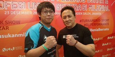 Peluang Indonesia pada Cabang E-sports SEA Games Manila 2019