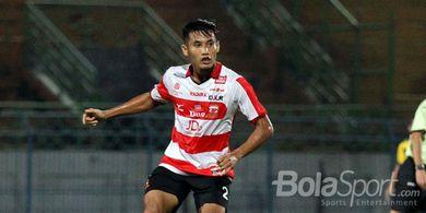 Pulang ke Kediri, Pemain Madura United Sering Uji Coba Bareng Pemain Liga 1