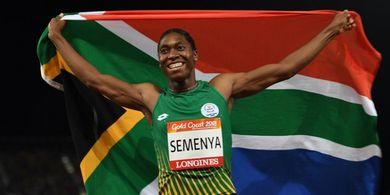 Lawan Aturan IAAF, Caster Semenya Minta Dunia untuk Mendukungnya