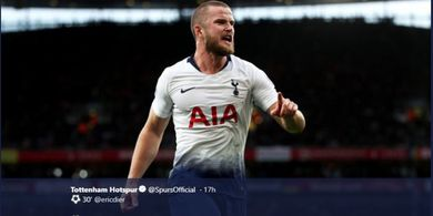 Buntut Perkelahian dengan Suporter, Eric Dier Dihukum Empat Laga oleh FA
