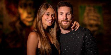 Terlihat Sederhana, Harga Outfit Istri Lionel Messi Ini Ternyata Selangit