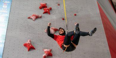 Indonesia Bidik Emas Usai Nomor Speed Dipertandingkan pada Olimpiade Paris 2024